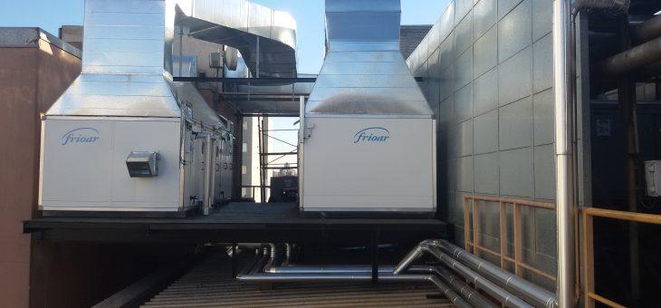 Craveri SA  Planta de Solidos 1, 2 y 3  Arengreen
