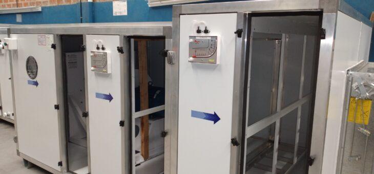 Para Laboratorio en Bolivia productor de capsulas Blandas HR 18% a 3000 metros.s.n.mar